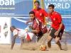 DURBAN FIFA BEACH SOCCER WORLD CUP 2007 / QUALIFIER DURBAN 2007/07/05 FOTO: MANUEL QUEIMADELOS WWW.MANUELQUEIMADELOS.COM